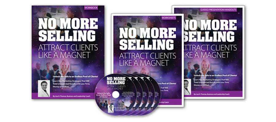 Learn How To Attract Clients Like A Magnet!
